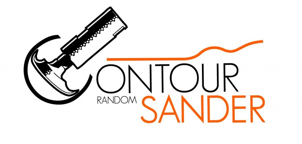 Contour-Sander-arbortech Kontur Exzenter Schleifer