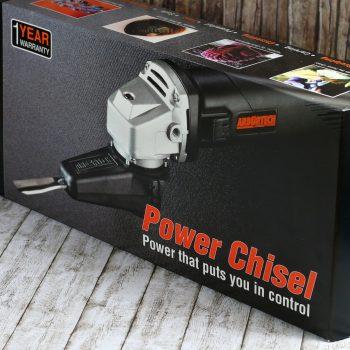 Der Power Chisel von Arbortech erleichtert besonders das schnitzen