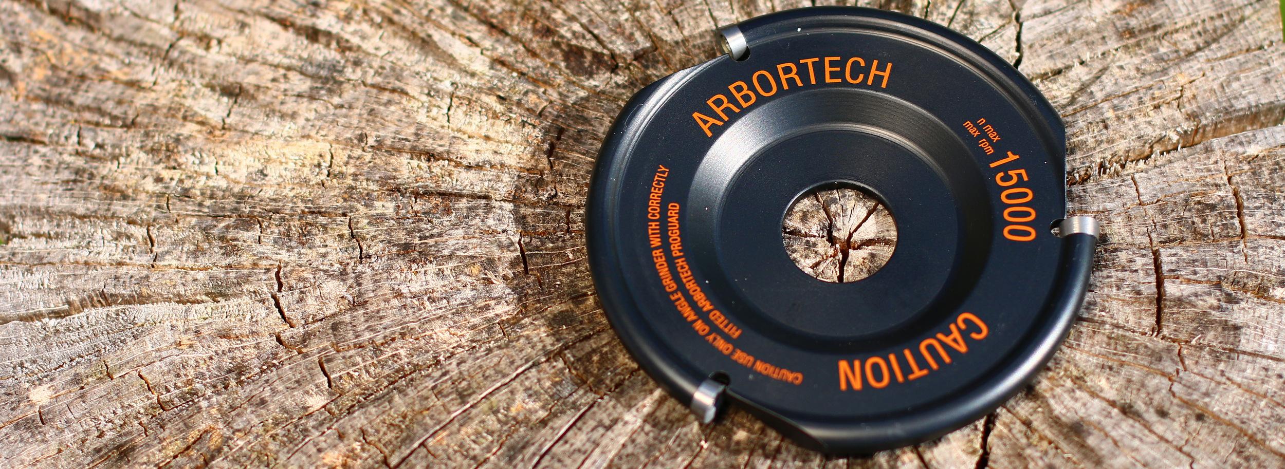 industrial woodcarver von Arbortech