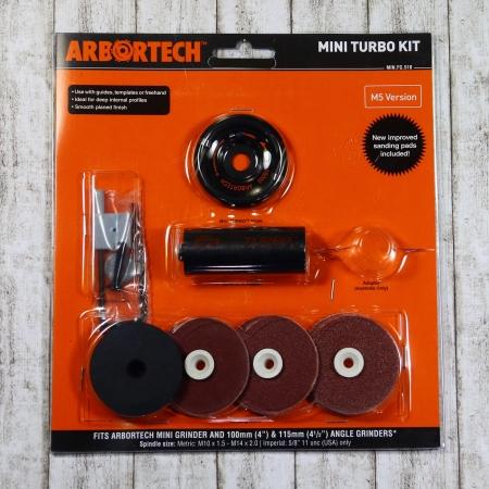 Der MiniTurbo Schnitzfräser von Arbortech
