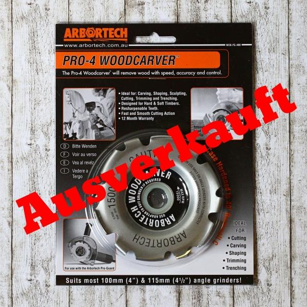 Mittlerweile ist der Arbortech Woodcarver Pro 4 ausverkauft