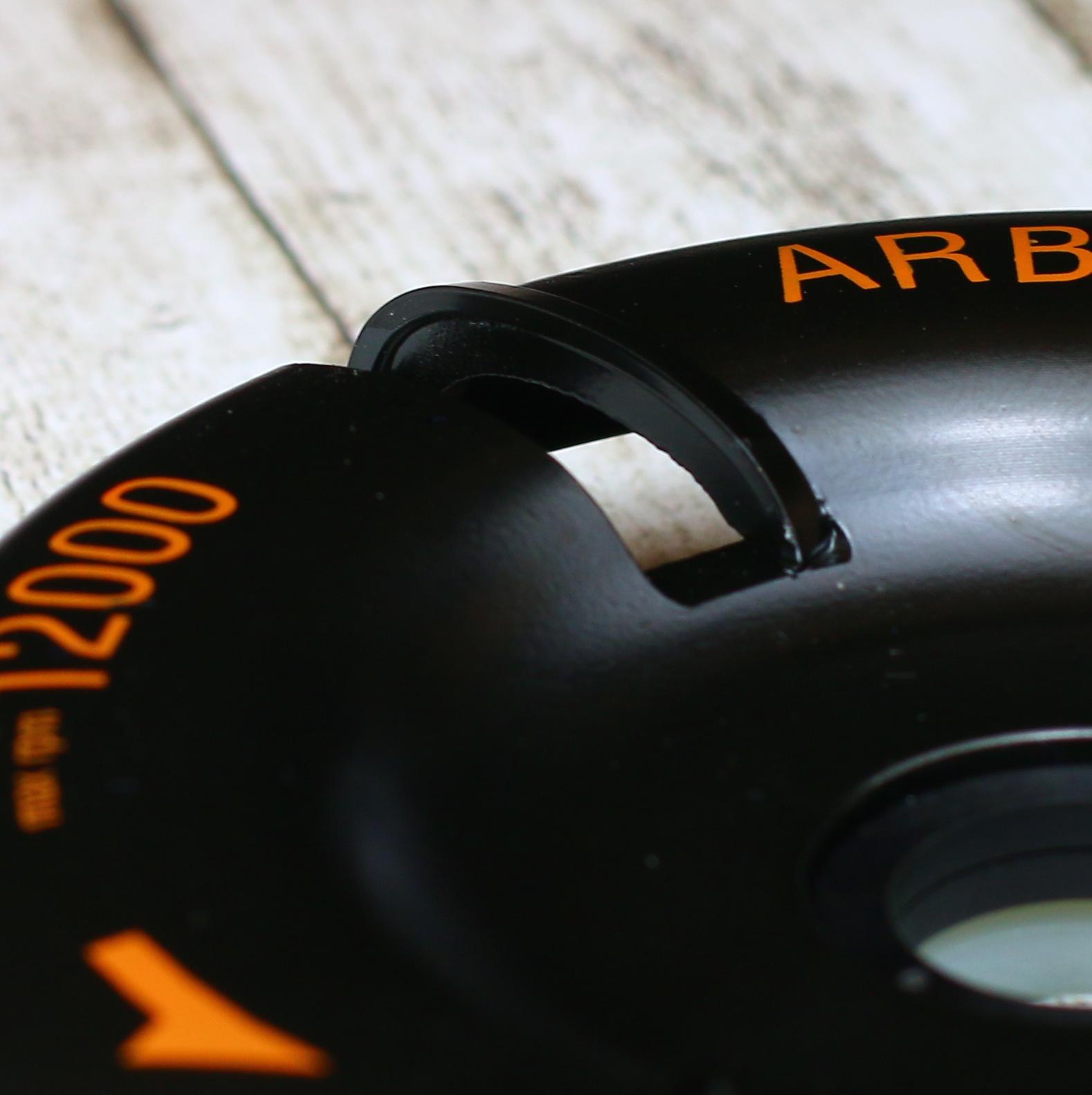 Arbortech TurboPlane Frässcheibe mit Hartmetall Schneiden Turbo-Plane