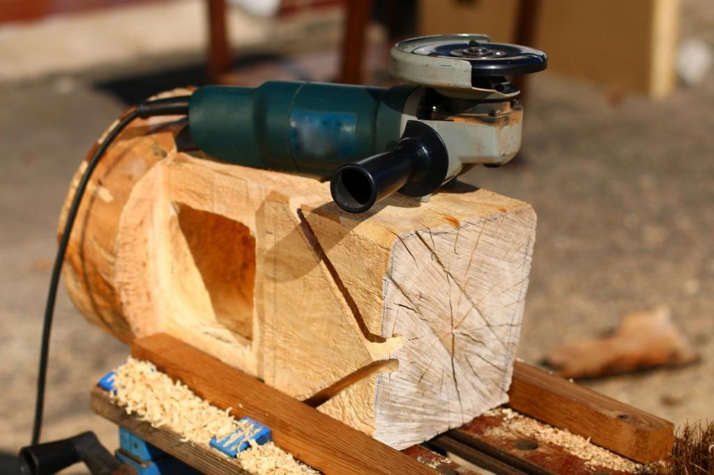 Woodcarver-schnitzen-fräesen