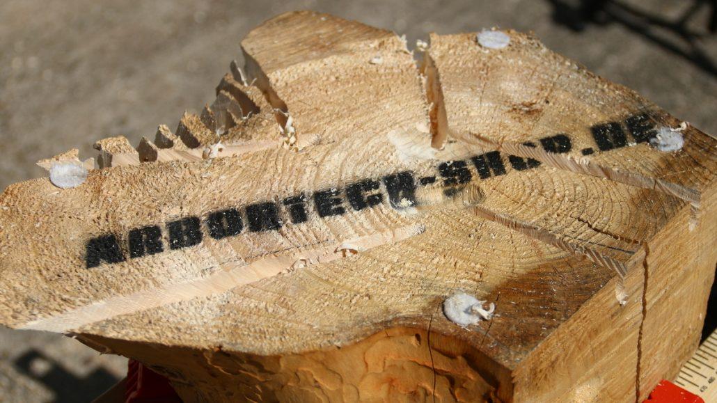 Es ist sehr einfach mit Arbortech Werkzeugen eine Holzschale zu Fräsen