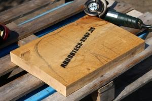 Sitzplatte für Hocker selber bauen