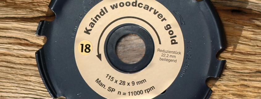 Video vom Kaindl Woodcarver gold
