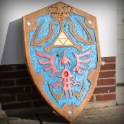 Das Schild Hylia von Zelda