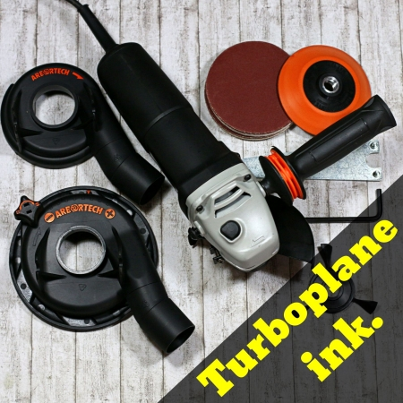 Carving Unit im Set mit Turboplane